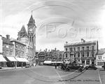 Picture of Berks - Newbury, Market Place c1930s - N968