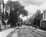 Picture of Berks - Wargrave, High Street c1900s - N1143