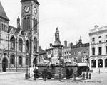 Picture of Berks - Newbury, Market Place c1910s - N1313