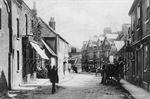 Picture of Berks - Twyford, High Street c1900s - N2055