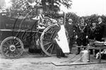 Picture of Berks - Wokingham, Albert Steamer c1910s - N2171