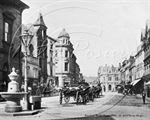 Picture of Cornwall - Truro, Boscawen Street c1900s - N1079