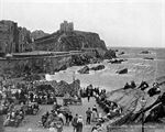 Picture of Devon - Ilfracombe, Wildersmouth Bay - N1718