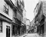 Picture of Devon - Dartmouth, Street View c1890s - N2452