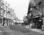 Picture of Glos - Cirencester, Castle Street c1950s - N1400