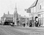 Picture of Herts - Waltham Cross, Eleanor Cross - N2558