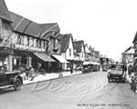 Picture of Kent - Sevenoaks High Street c1920s - N960