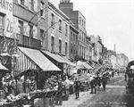 Picture of London, SE - The New Cut c1890s - N1089