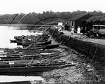 Picture of Middx - Ruislip, The Reservoir c1920s - N1365