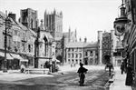 Picture of Somerset - Wells, Market Place c1900s - N2449