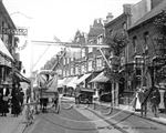 Picture of Surrey - Sutton, High Street c1900s - N618