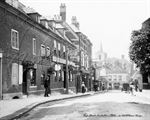 Picture of Surrey - Carshalton, High Street c1900s - N1569