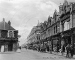Picture of Surrey - Woking, Chertsey Road c1910s - N1915