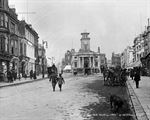 Picture of Sussex - Worthing, Town Hall c1900s - N1735