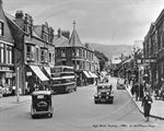 Picture of Wales - Prestatyn, High Street c1930s - N1690